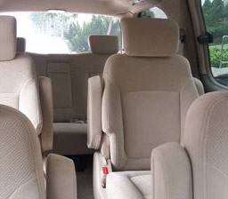 7 Seat Buick GL8