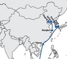 Xingang Route